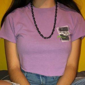 Light Purple Empyre Shirt